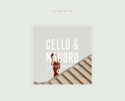 Cello & Maudru